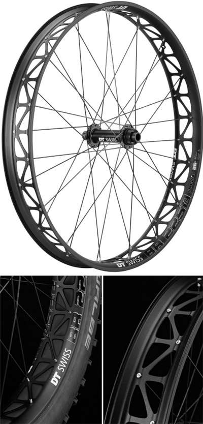 DTswiss Big Ride 2250 wheelset ban besar