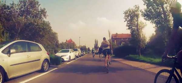 Video Fixed Gear Ghent