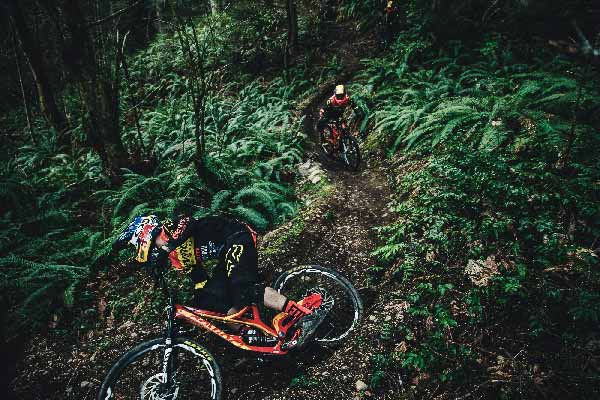 Video Devinci Downhill