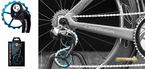 CeramicSpeed Oversized Pulley Wheel Systems