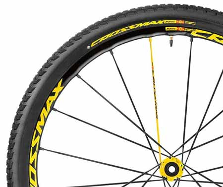 Mavic Crossmax SL Carbon wheelset