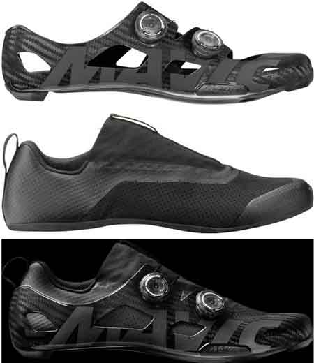 Mavic Comete Ultimate sepatu road bike