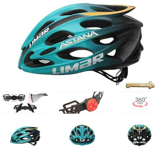Limar Ultralight Lux helm ringan