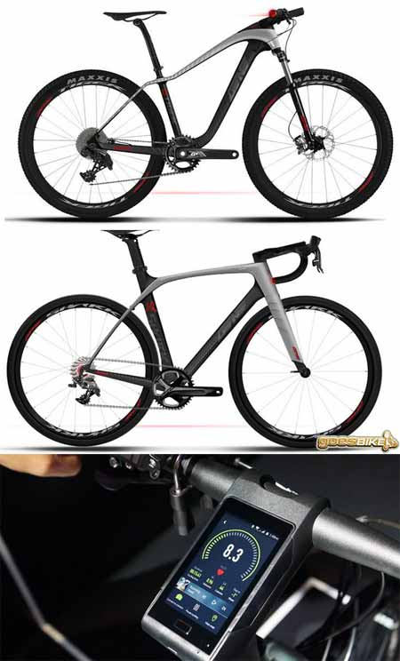 Leeco Smart Bike MTB dan Road Bike