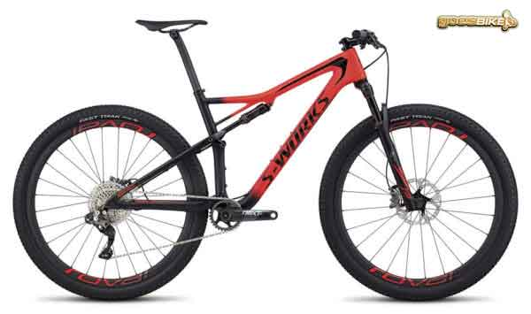 Mountain Bike Specialized Epic S-Works 2018