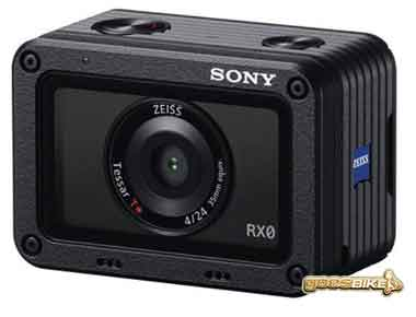 Action Cam Sony RX0 sensor 1 inci 4K dan sloe motion camera