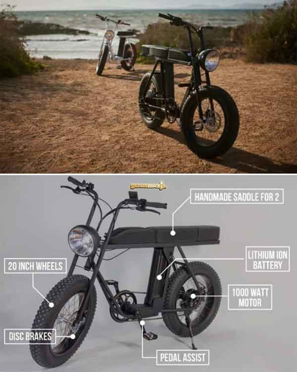 MOKE Urban Utility Electric Bike