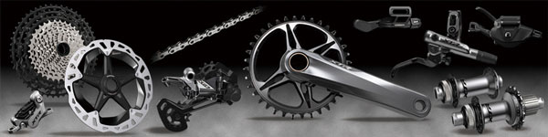 Shimano XTR M9100 MTB Groupset 12 speed