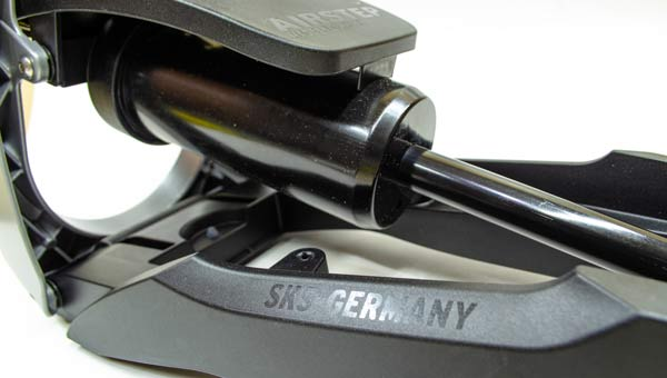 SKS-Germany Airstep Floor Pump piston design