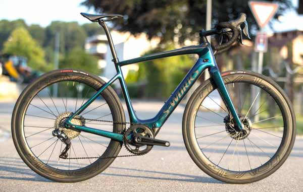 Specialized Turbo Creo SL jarak tempuh 195km