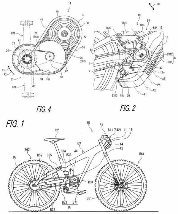 Shimano gearbox bicycle